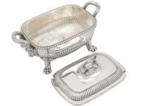 Sterling Silver Tureens - Antique George III 1810 (8 of 15)