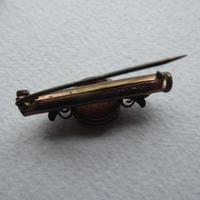 Victorian 1890's Nanny Brooch Needle Case Etui (9 of 13)