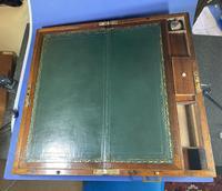 Georgian Brassbound Mahogany Writing Slope (20 of 24)