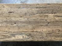 Large Rustic French Farmhouse Dining Table (17 of 18)