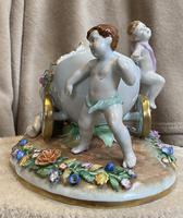 Dresden Porcelain Table Centre Piece (3 of 6)