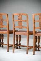 1930s Oak Dining Chairs (10 of 11)
