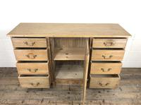 Victorian Antique Pine Sideboard with Drawers (4 of 13)