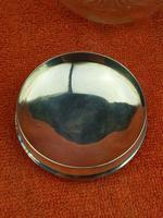 Antique Sterling Silver Hallmarked Vanity Jar 1922 , Charles & Richard Comyns London (7 of 12)