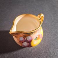 Royal Worcester Miniature Fruit Jug (3 of 6)