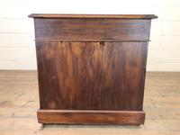 Antique Kneehole Desk (9 of 12)
