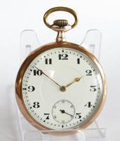 1920s Silver Galonne Pocket Watch (2 of 5)