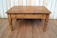 19th Century Coffee Table (6 of 8)
