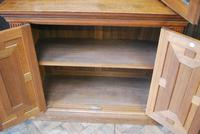 Arts & Crafts Howard & Sons Oak Bookcase (11 of 13)