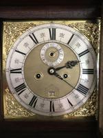 Eight Day Early George II London Longcase Clock (2 of 10)