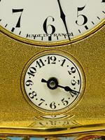 Miniature Carriage Clock 19th Century (3 of 8)
