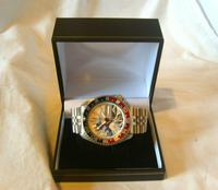 Vintage Wrist Watch 1987 Seiko Diver Mod Great Wave Of Kanagawa Pepsi Bezel Fwo (5 of 12)