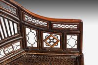 Regency Period Pavilion Cane Armchair (3 of 7)