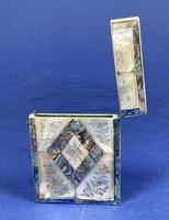 Victorian Abalone & Mother of Pearl Card Case (4 of 11)