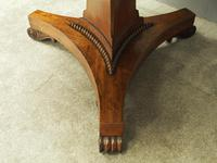 George III Mahogany Breakfast Table, likely by W. Trotter (8 of 10)