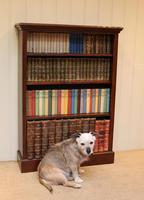 Oak Open Bookcase (9 of 11)