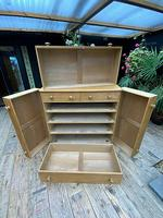 Beautiful Old Pine Chest Of Six Drawers / Sideboard (7 of 8)