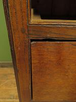 Antique Georgian Country House Oak Chest of Drawers (21 of 22)
