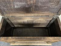 Continental Carved Oak Coffer (6 of 15)
