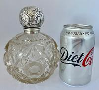 Large Silver Mounted Scent Bottle (5 of 8)