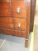 2 Drawer Fall Front Bureau (2 of 3)