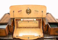 Period Art Deco Cocktail Cabinet Vintage Drinks Chest c.1930 (4 of 12)