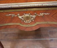 Antique Bureau Plat Desk - French Empire 1930 (11 of 12)