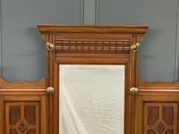 Large Victorian Walnut Hall Stand by James Shoolbred and Co. (3 of 17)
