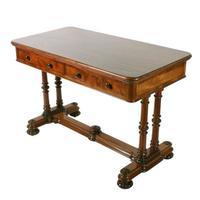 Mid 19th Century Mahogany Library Table (2 of 8)