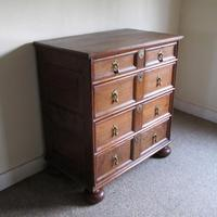 Oak Chest of Drawers c.1700 (2 of 8)