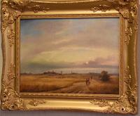 Landscape Oil Painting by David Cox Snr. (1783-1859) (3 of 9)