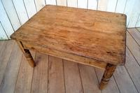 19th Century Coffee Table (2 of 8)