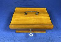 French 19th Century Satinwood Box (3 of 15)
