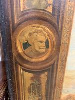 Huge 19th Century French Oil on Canvas Portrait (5 of 10)