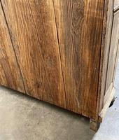 18th Century French Fruitwood Armoire (16 of 19)