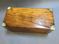 Campaign Camphor Chest Trunk (2 of 11)