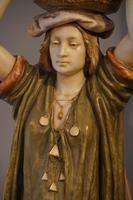 Large Royal Dux Figure by Alois Hempel (2 of 6)