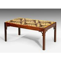 Late 18th Century Custom Built Mahogany Low Table (5 of 5)