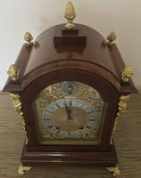 Antique Eight Day Large W&h 'ting-tang' Bracket Clock (3 of 8)