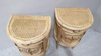 Fabulous French Bergere Bedside Cabinets (3 of 12)