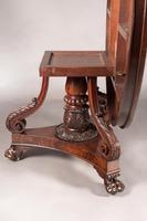 Fine Regency Period Mahogany Centre Table (11 of 13)