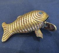 Fish Shaped Vesta Case Go To Bed (3 of 4)