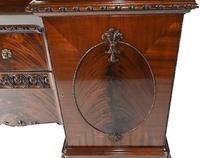 Gillows Sideboard Server Mahogany Buffet c.1880 (8 of 11)