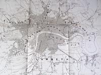 1832 The Metropolitan Boroughs Rare Reform Bill Plan. London Map by Robert Dawson (2 of 4)