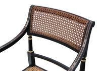 19th Century Regency Decorated Elbow Hall / Side Chair (7 of 9)