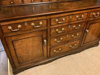 Very Good 18th Century Oak Dresser (13 of 15)