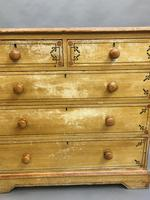 Victorian Painted Chest of Drawers (4 of 14)