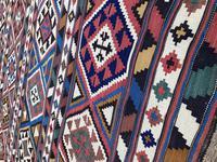 Antique Caucasian Shirvan Kilim (5 of 11)