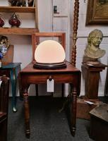 Art Deco Table Lamp / Sphere Lamp 1920s Interior