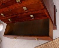 Secretaire Bureau Bookcase Astragal Glazed Mahogany (9 of 17)